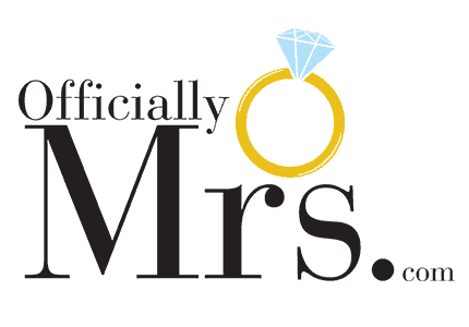 Officially Mrs